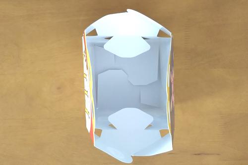 ハッピーセットボックスの正しい組み立て方